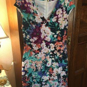 MAGGIE LONDON DRESS*NWOT-Midi